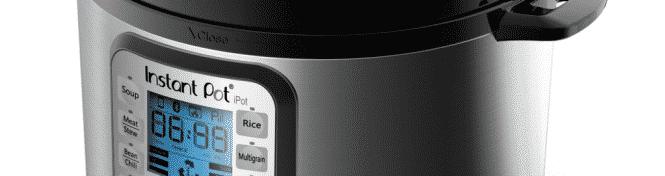Instant Pot IP-Duo 60 vs IP-Lux 60