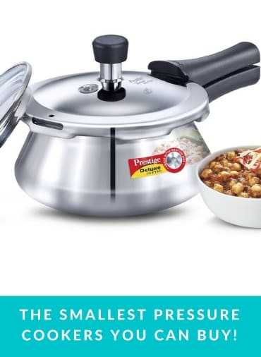 The Smallest Pressure Cookers You Can Buy!