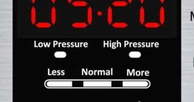 cook with high vs low pressure