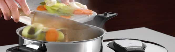 overfill a pressure cooker