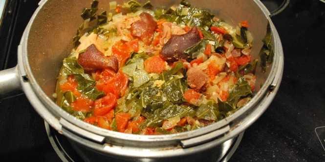 stovetop pressure cooker recipies