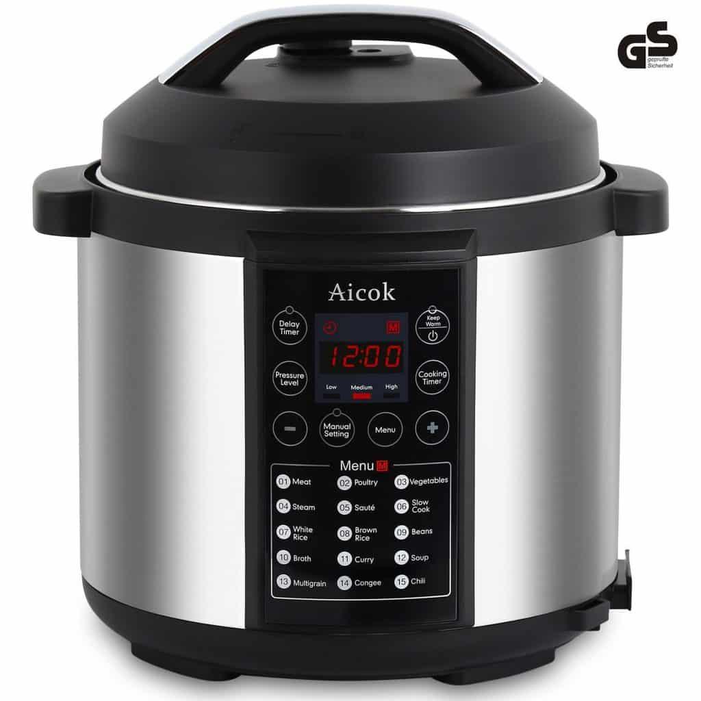 Aicok Pressure cooker