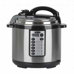 Bella 8-quart pressure cooker