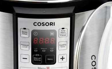 Cosori Electric pressure cooker vs Fagor Premium