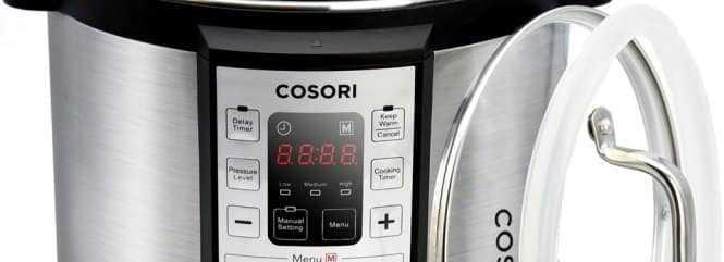 Cosori Electric pressure cooker vs Fagor Premium