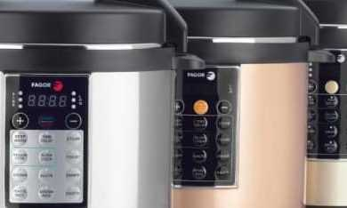 Cuisinart CPC-600 or the Fagor Lux Multi-cooker