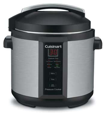 Cuisinart EPC-1200PC Electric Pressure Cooker Review