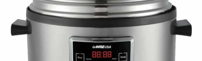 GoWise USA Pressure Cooker Review