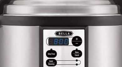Instant Pot vs Bella electric pressure cooker
