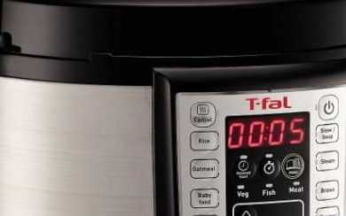 T-Fal CY505E electric pressure cooker vs Elite Platinum