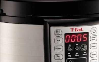 T-Fal CY505E electric pressure cooker vs Elite Platinum