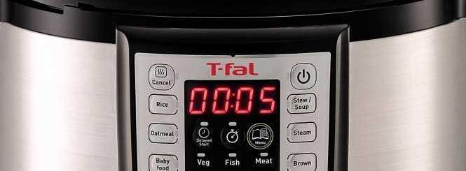 T-fal CY505E Vs Aicok Electronic Pressure Cooker