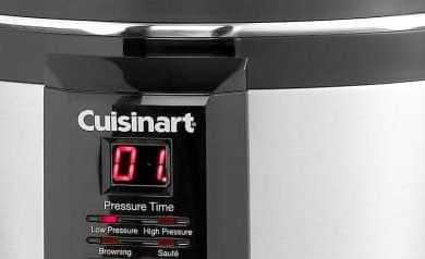 cuisinart cpc-600 vs breville fast slow pro