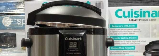 cuisinart epc-1200pc pressure cooker reviews