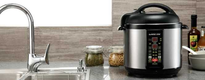 gowise electric pressure cooker vs instant pot