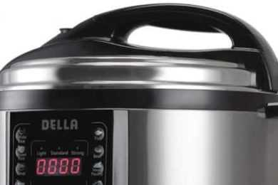 12 Quart Electric Pressure Cookers