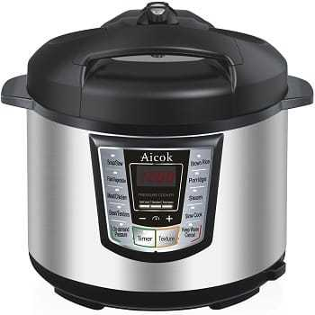 Aicok Electric Multi-Fucntional Pressure Cooker