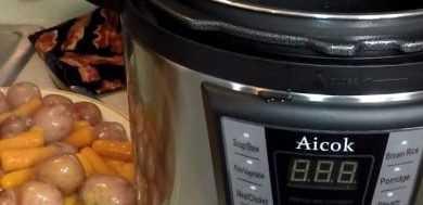 Aicok Pressure Cooker VS Cuisinart CPC-600
