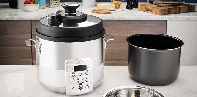 All-Clad Electric Pressure Cooker vs Breville Fast Slow Pro