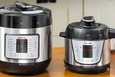 Cosori Electric Pressure Cooker VS Cuisinart CPC-600