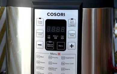 Cosori Electric Pressure Cooker Vs Power Pressure Cooker XL