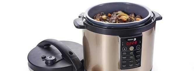 Cosori Pressure Cooker vs Fagor LUX