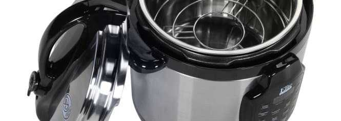 Elite Platinum VS Power Pressure Cooker XL