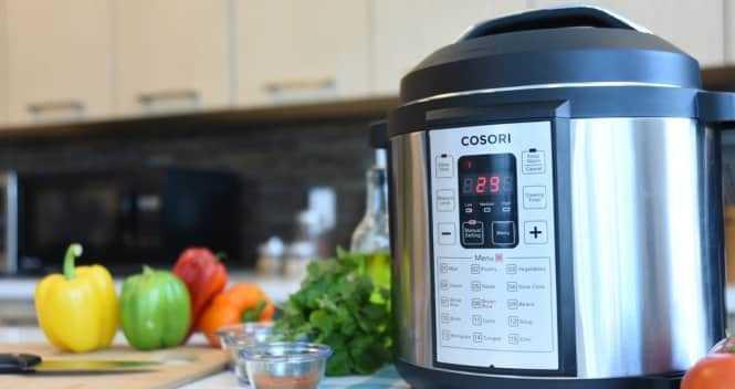 Elite Platinum vs Cosori Electric Pressure Cookers