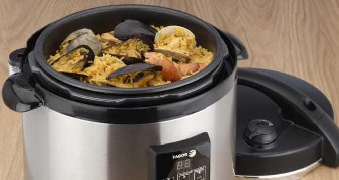 Fagor Premium Electric Pressure Cooker vs Power Pressure Cooker XL