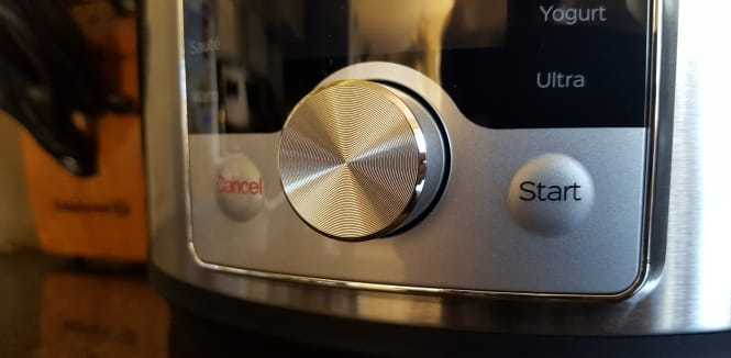 Instant Pot Ultra Dial