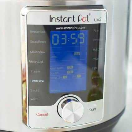 Instant Pot Ultra Screen