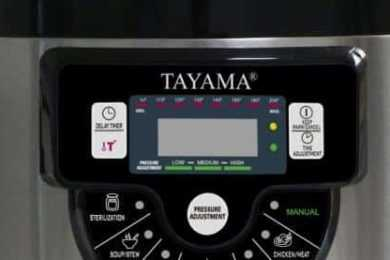 Instant Pot VS The Tayama Electric Pressure Cooker