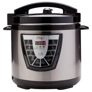 Power Cooker Plus