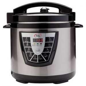 Power Pressure Cooker Plus