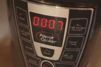 Power Pressure Cooker Plus vs Elite Platinum