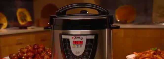 Power Pressure Cooker XL Vs Instant Pot LUX