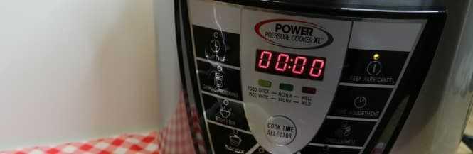 Power Pressure Cooker XL vs Cuisinart CPC-600