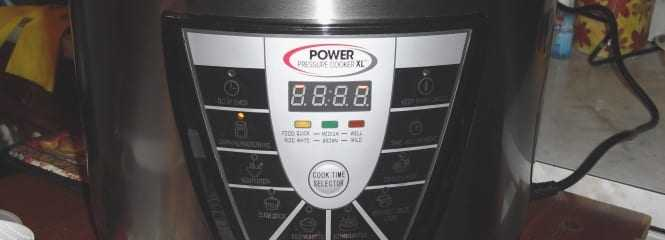 Power Pressure Cooker XL vs Power Pressure Cooker
