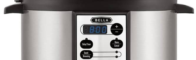 Review of the Bella Electric Pressure Cooker