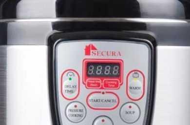 Secura Pressure Cooker Vs Instant Pot