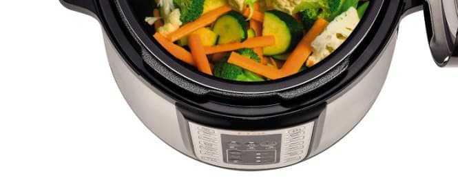 T-fal CY505E Electric Pressure Cooker VS Breville Fast Slow Pro