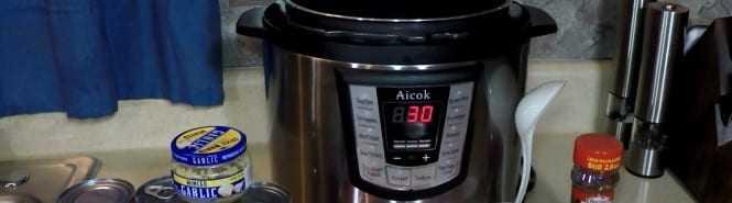 aicok pressure cooker vs elite platinum