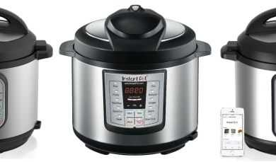 power pressure cooker xl vs instant pot