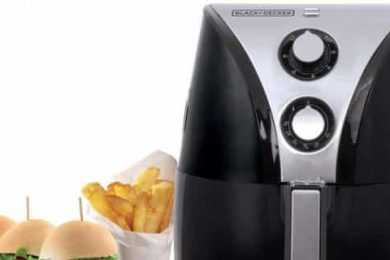 BLACK and DECKER HF110SBD Air Fryer Review