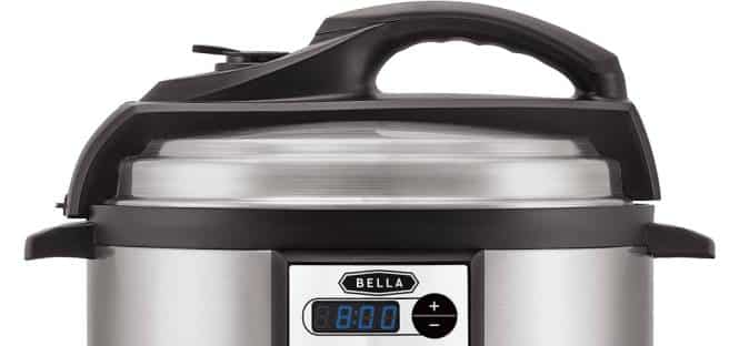 Bella Vs The T-FAL Electric Pressure Cooker