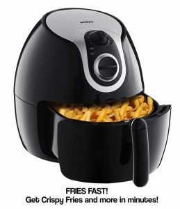 Cozyna Air Fryer 5 Quart