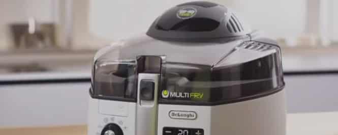 De'Longhi FH1163 MultiFry Air Fryer Review