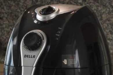 Della Electric Air Fryer Review
