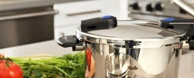 Fagor Duo Vs Fissler Vitaquick Pressure Cookers