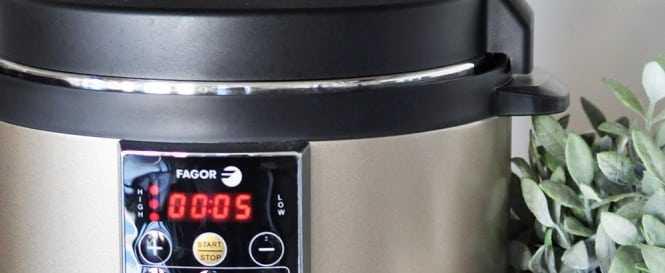 Fagor Electric Pressure Cookers vs Bella Electric Pressure Cookers